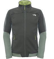 The North Face Defrosium Jacket - giacca in pile, Spruce Green
