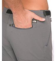 The North Face Men's Diablo pantaloni lunghi softshell, Vanadis Grey