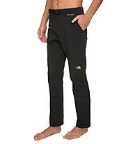 The North Face Men's Diablo pantaloni lunghi softshell, TNF Black