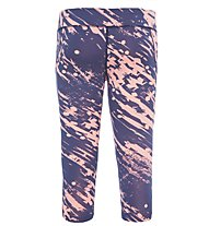 The North Face W Pulse Capri Tight Pantaloni 3/4 fitness Donna, Light Orange