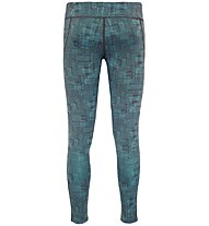 The North Face W Pulse Tight Pantaloni Donna, Green