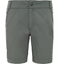 The North Face Exploration Short Pantaloni corti trekking Donna, Laurel Wreath Green