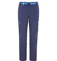The North Face Speedlight Pantaloni lunghi trekking donna, Patriot Blue