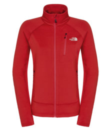 The North Face Storm Shadow giacca pile donna