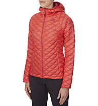 The North Face ThermoBall Kapuzenjacke Damen, Rambutan Pink