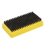 Toko Base Brush Horsehair, Yellow/Black