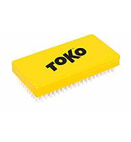 Toko Base Brush Nylon, Yellow/White