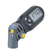 Topeak SmartGauge D2 - manometro digitale, Black/Grey