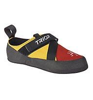 Triop Junior Kletterschuhe, Red/Yellow