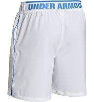 Under Armour Heatgear Mirage Short 8, White