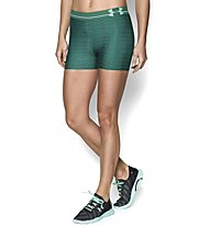 Under Armour HG Alpha Printed Shorty Donna, Greenwood