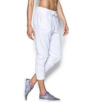 Under Armour Favorite French Terry Jogginghose Damen, White