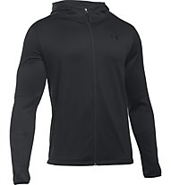 Under Armour Ua scope full-zip Herren Fitnessjacke, Black