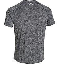 Under Armour UA Tech T-Shirt Herren, Grey Melange
