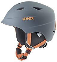 Uvex Airwing 2 Pro, Titanium-Orange Mat