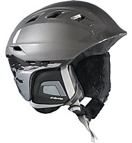 Uvex Comanche 2 - Helm, Anthracite/Silver