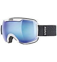 Uvex Downhill 2000 FM - Skibrille, White