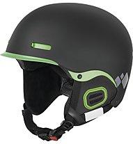 Uvex Hlmt 5 Pro (2012/13), Black/Green Mat