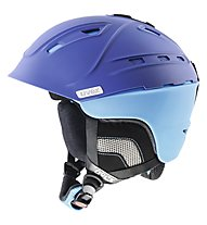 Uvex p2us - Helm, Indigo Cyan Mat