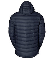 Vaude Kabru Hooded Jacke II, Eclipse