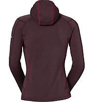 Vaude W Tacul Ps Pro Jkt Giacca in pile Donna, Red