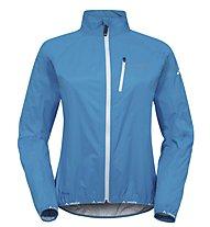 Vaude Women`s Drop Jacket III Giacca antipioggia ciclismo donna, Teal Blue