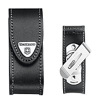 Victorinox Gürteletui mit Metallclip für Schweizer Messer, Black