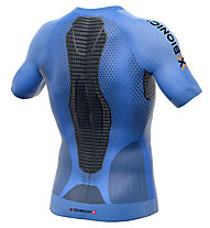 X-Bionic Twyce T-shirt running, Blue/Black