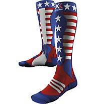 X-Socks Ski Patriot Calze da sci, USA