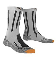 X-Socks Trekking Evolution Funktionssocke, Grey/Anthracite
