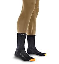 X-Socks Trekking Light Comfort Calzini lunghi trekking, Charcoal/Anthracite