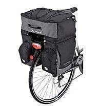 Vaude Roadline Comfort Set borse posteriori, Black