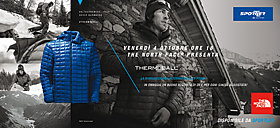 The North Face presenta la rivoluzionaria THERMOBALL