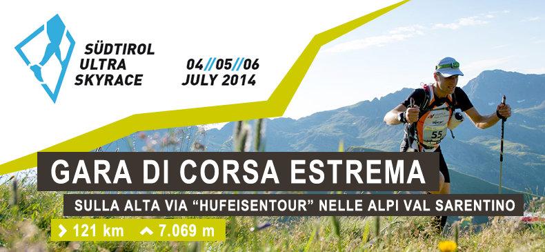 Südtirol Ultra Skyrace 2014
